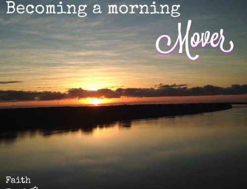 Becoming a Morning Mover